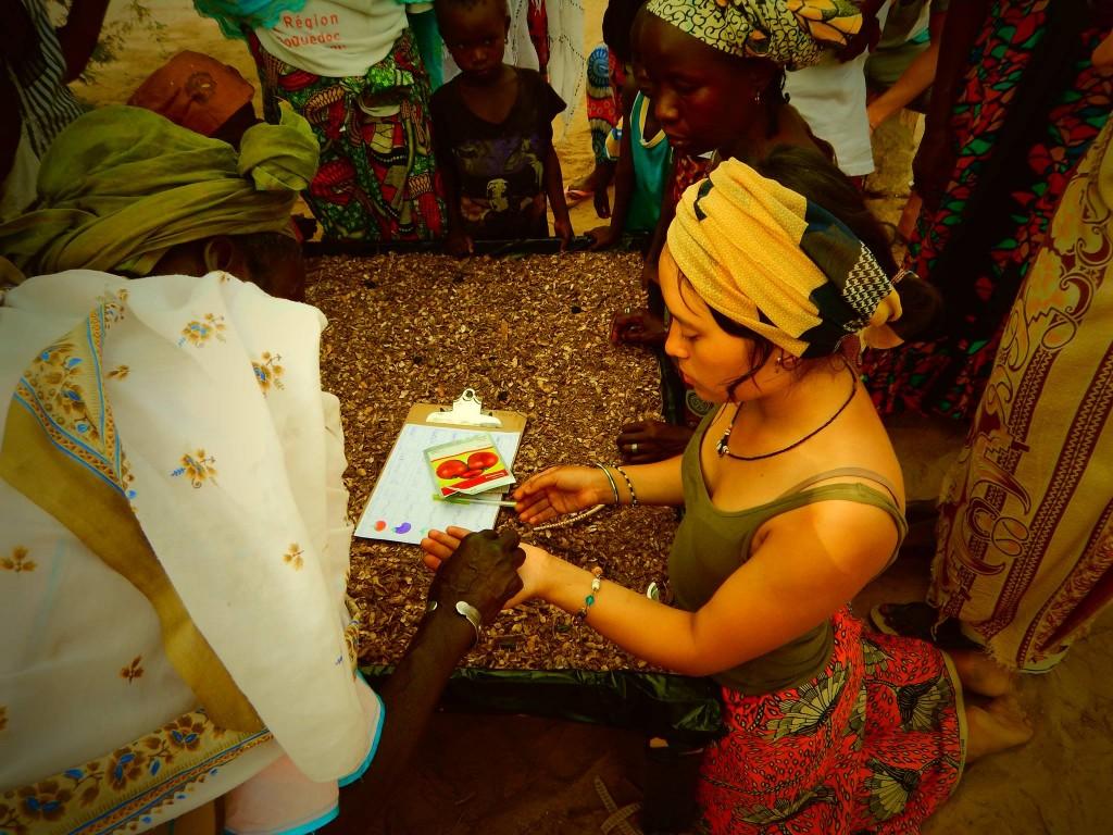 Dame du Sénégal