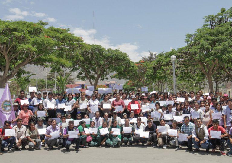 Les jeunes au cœur de l'innovation pour un développement durable et inclusif